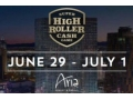 Super High Roller cash game v přímém přenosu až do 1.7.2015