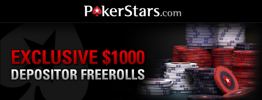 PokerStars freerolly