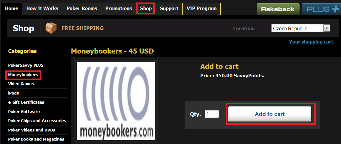 moneybookers pokersavvy