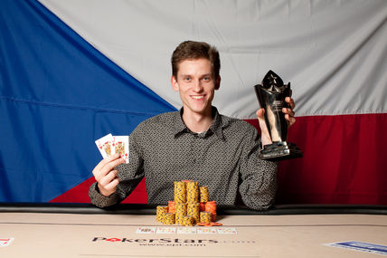 Jan Škampa - EPT - European Poker Tour