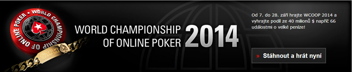 PokerStar WCOOP 2014