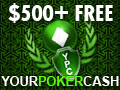 Your Poker Cash bonusy