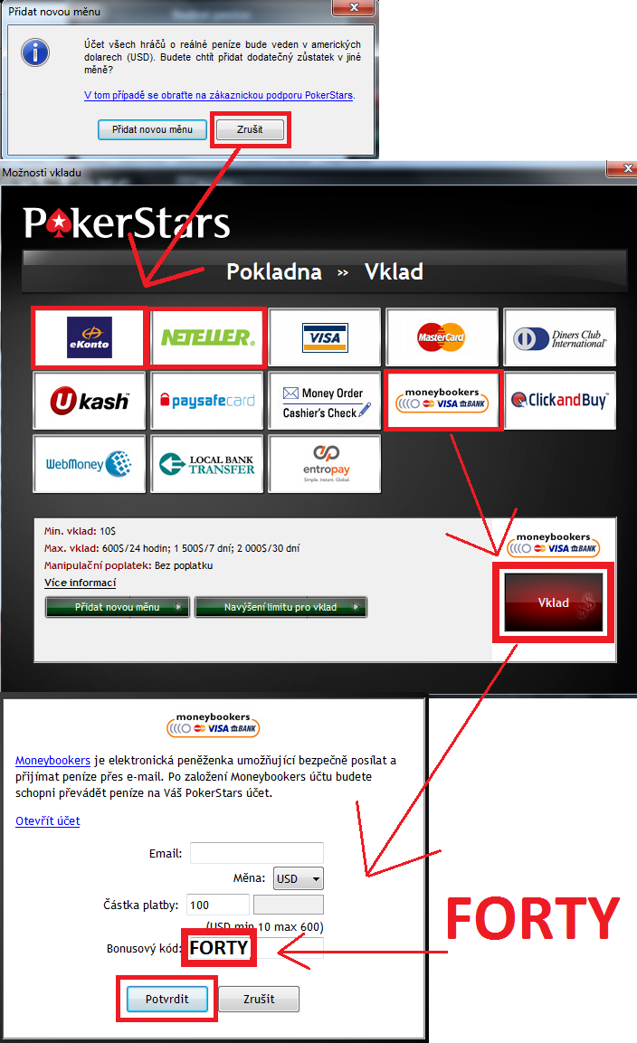 PokerStars.net lobby